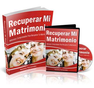Recuperar mi Matrimonio